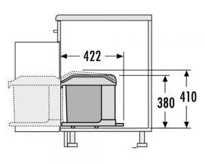 dimensions 30l
